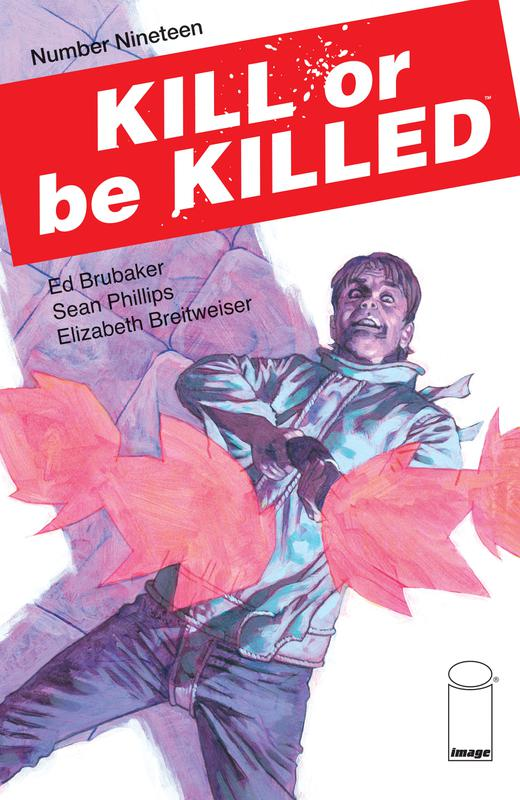 Kill or be Killed #1-20 (2016-2018) Complete