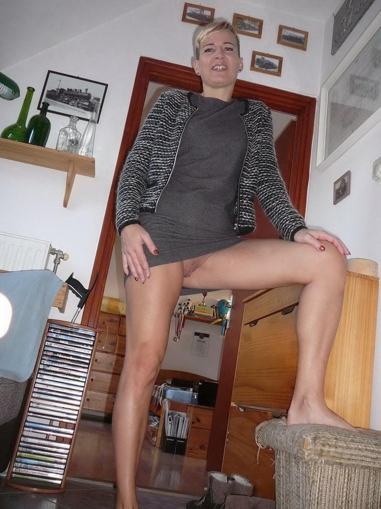 Wife naked in public-5241