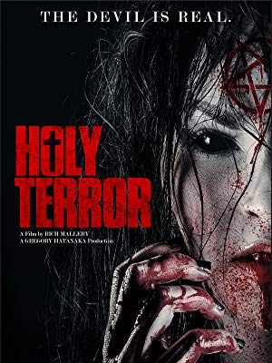 Holy Terror (2017) HDRip x264 - SHADOW