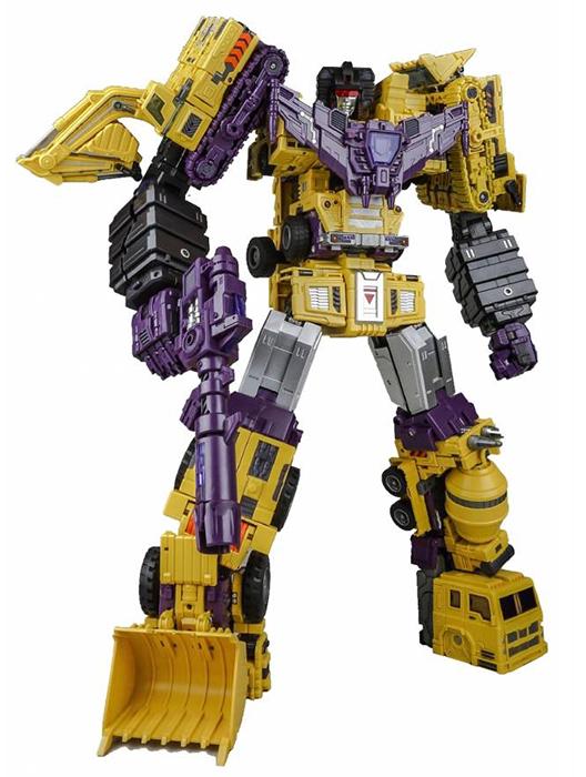 [Toyworld] Produit Tiers - Jouet TW-C Constructor aka Devastator/Dévastateur (Version vert G1 et jaune G2) - Page 10 WZHnNZrc_o