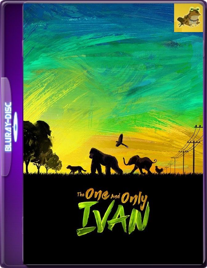 The One And Only Ivan (2020) Brrip 1080p (60 FPS) Inglés Subtitulado