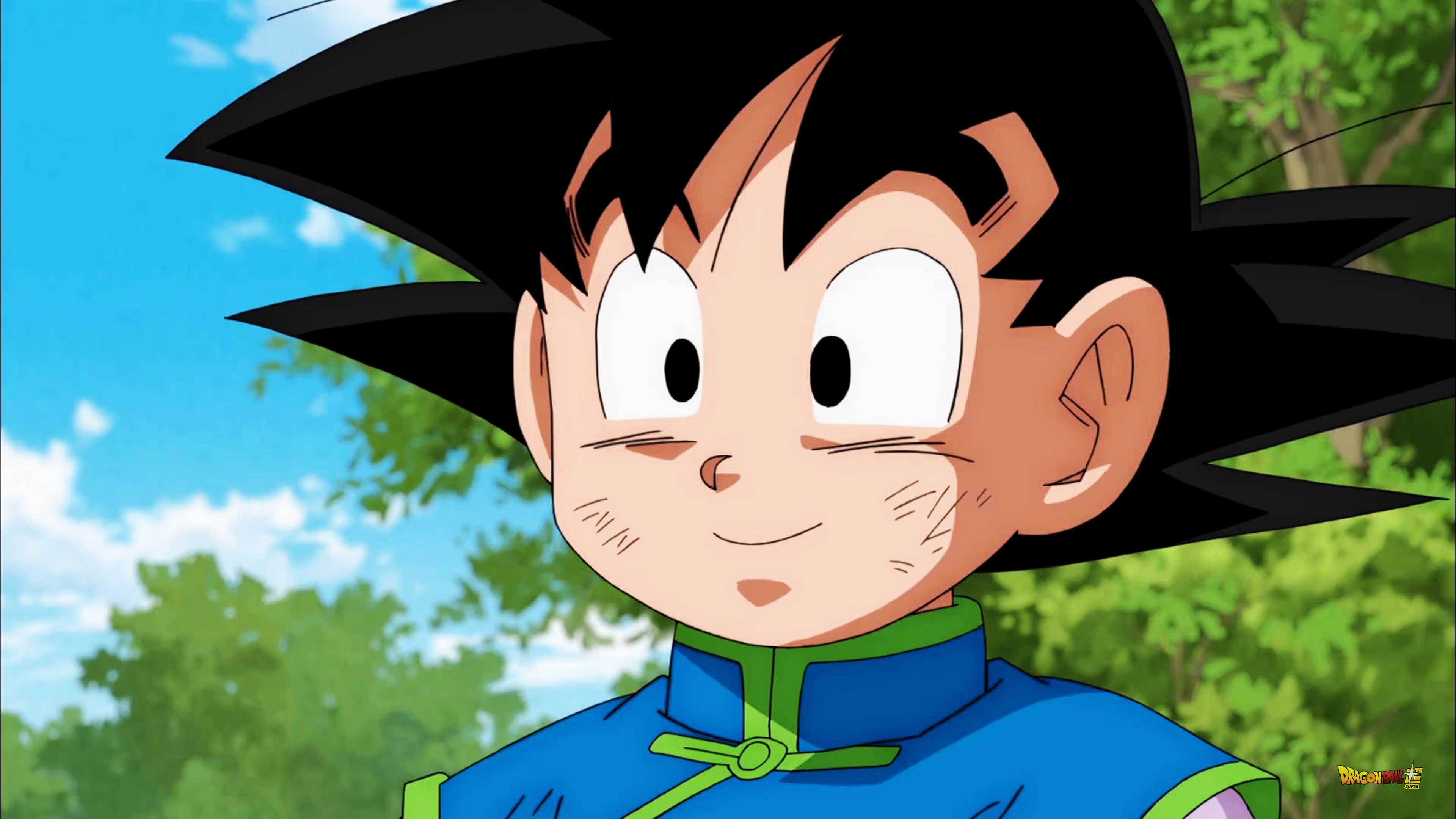 Dragon Ball Super Season 1 Episode 1 S01E01 4k uHD Wallpapers 27 Goku works in his radish field, but wants to go training and fighting.