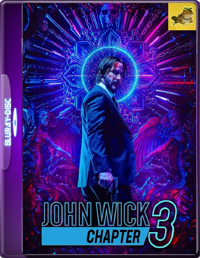 John Wick 3: Parabellum (2019) Brrip 1080p (60 FPS) Latino / Inglés
