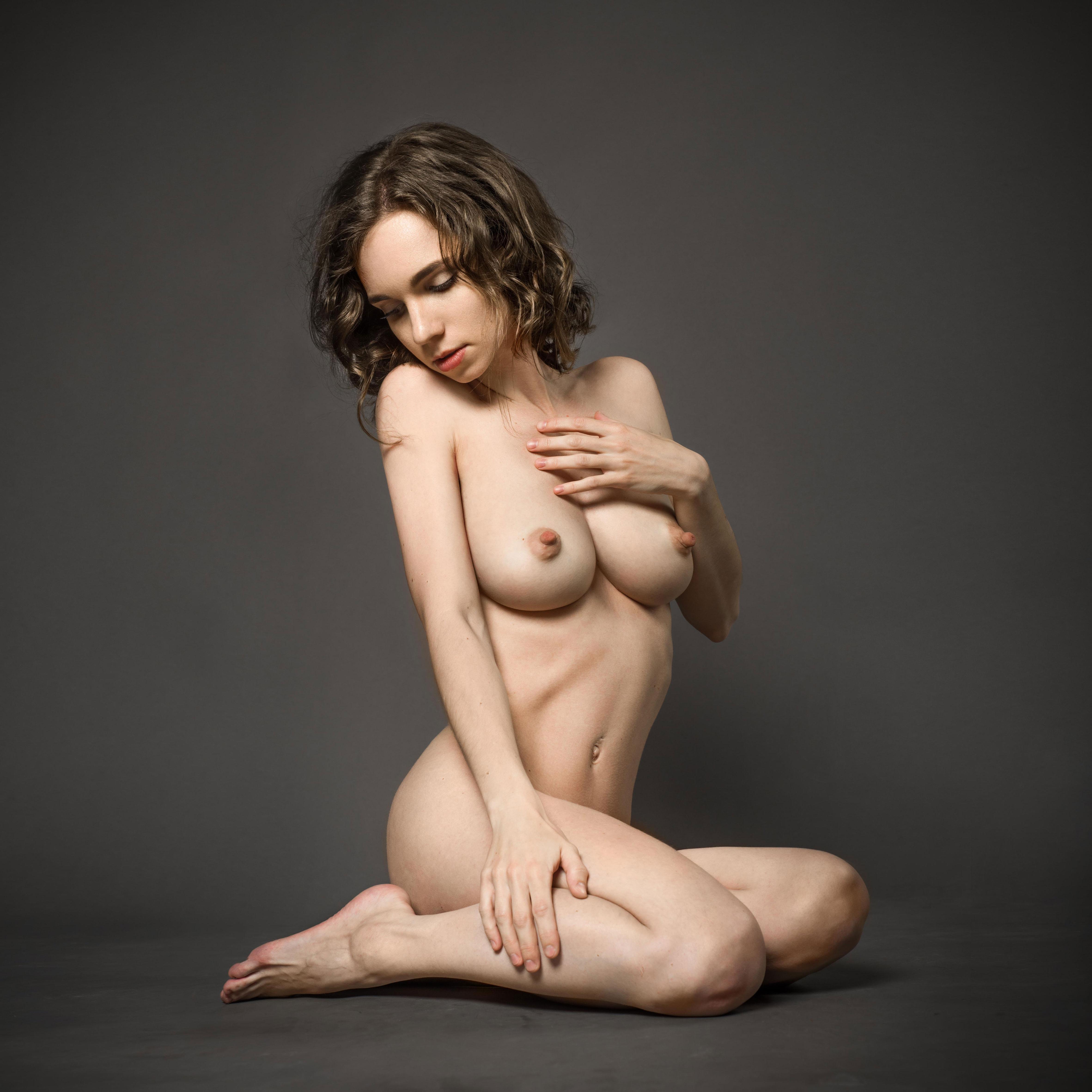 Голая Анна Меньшикова / Anna Menshikova nude by Anton Smolsky
