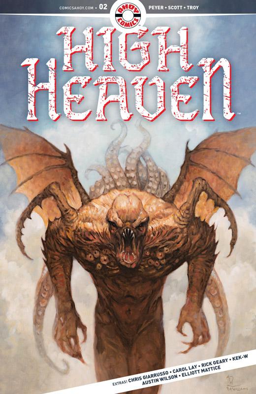 High Heaven #1-2 (2018)