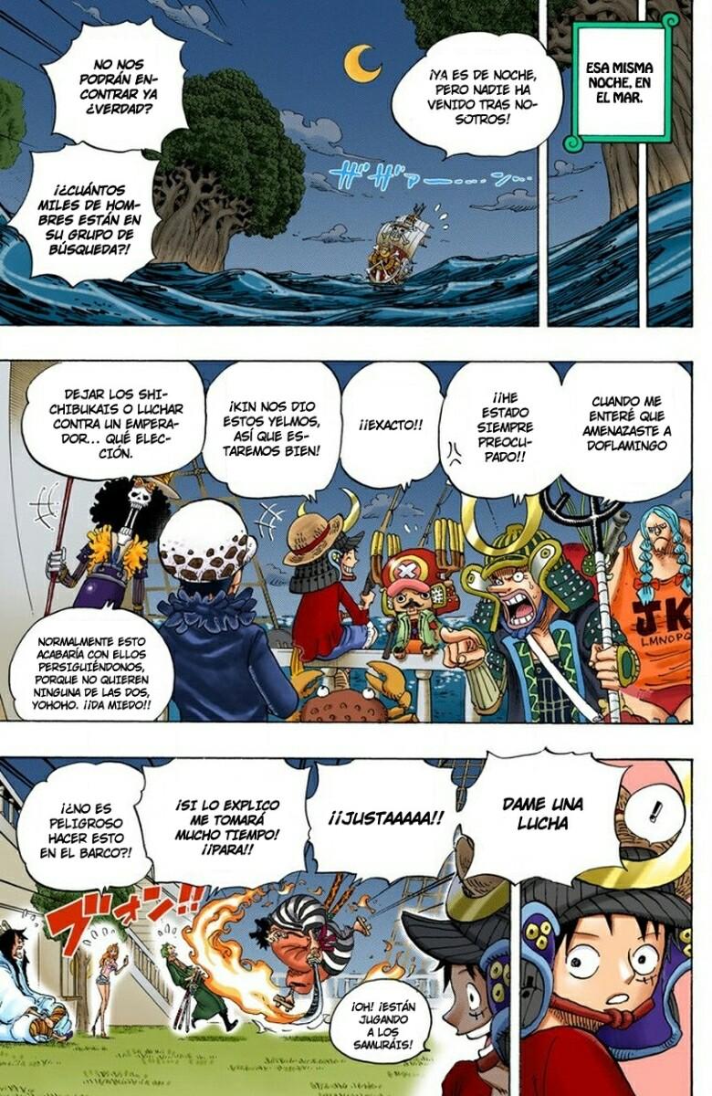 One Piece Manga 698-699 [Full Color] [Punk Hazard] Kesd4dWr_o
