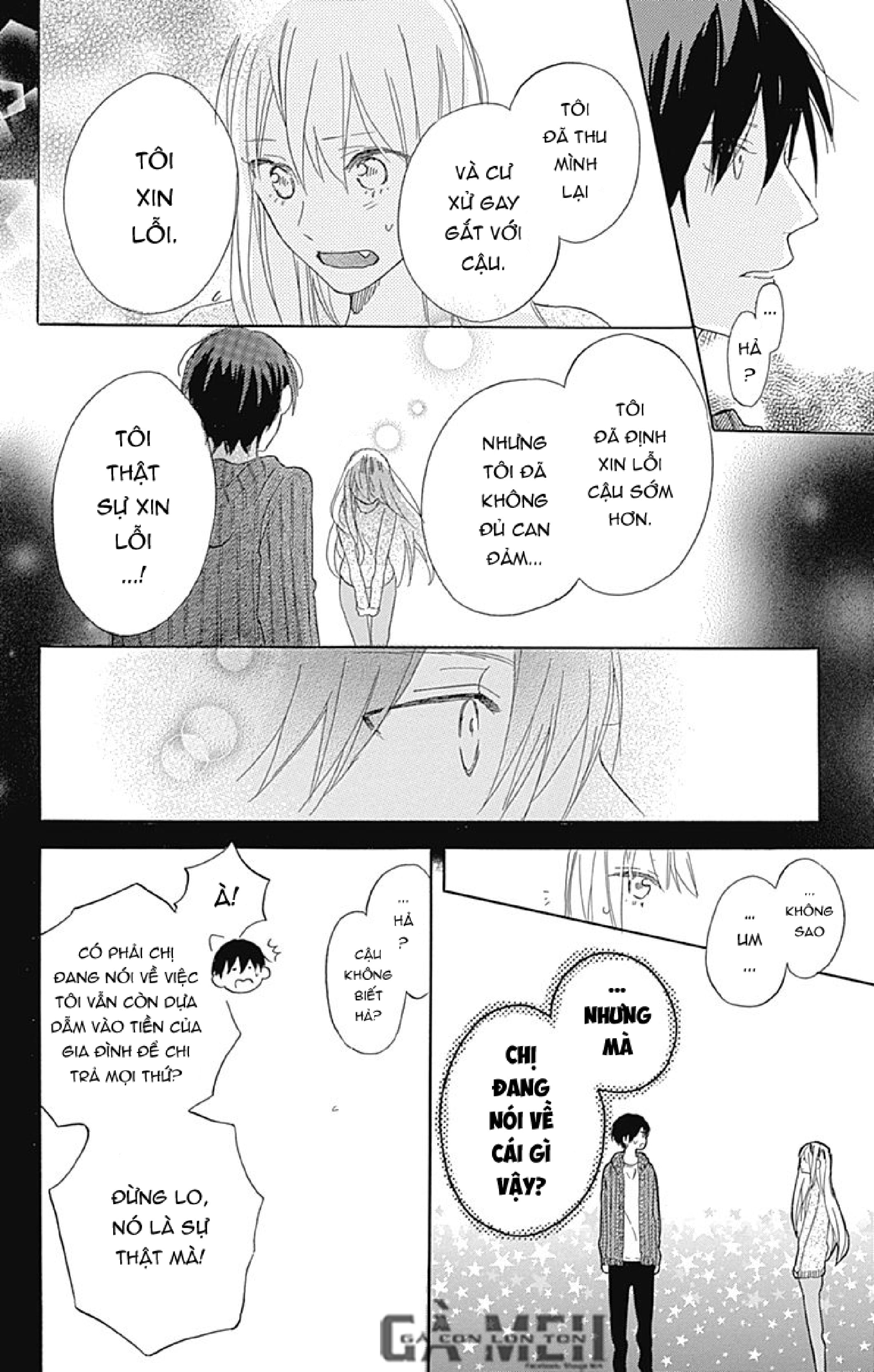 Stella To Mille Feuille chap 3 - Trang 34