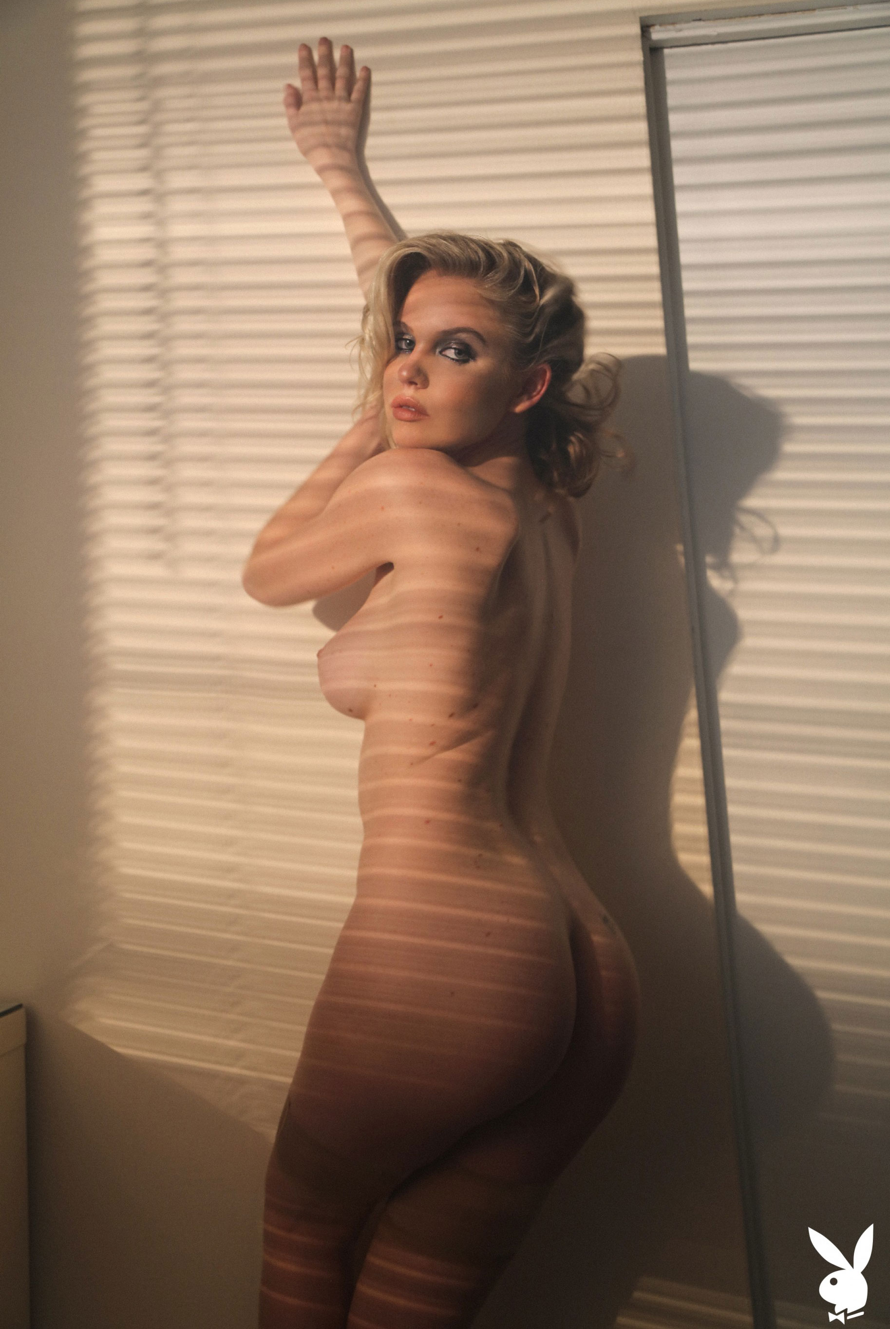 Kayslee Collins nude by Alexa King - Playboy USA july/august 2018