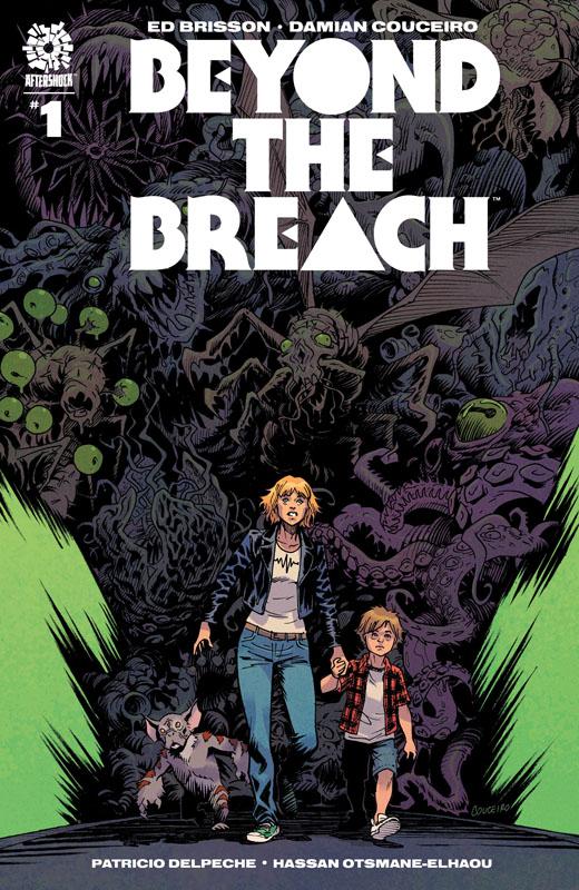 Beyond the Breach #1-4 (2021)