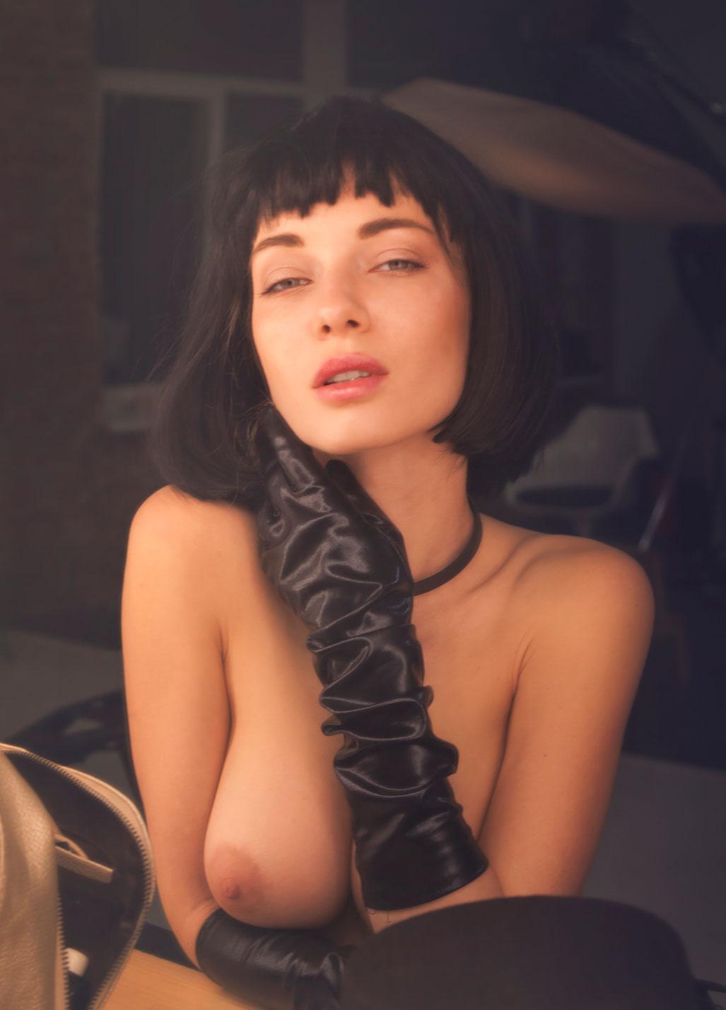 подборка фотографий сексуальных голых девушек - Наталия Андреева / Natalia Andreeva