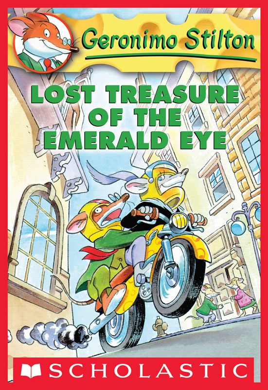 Geronimo Stilton 01-05 (2004)