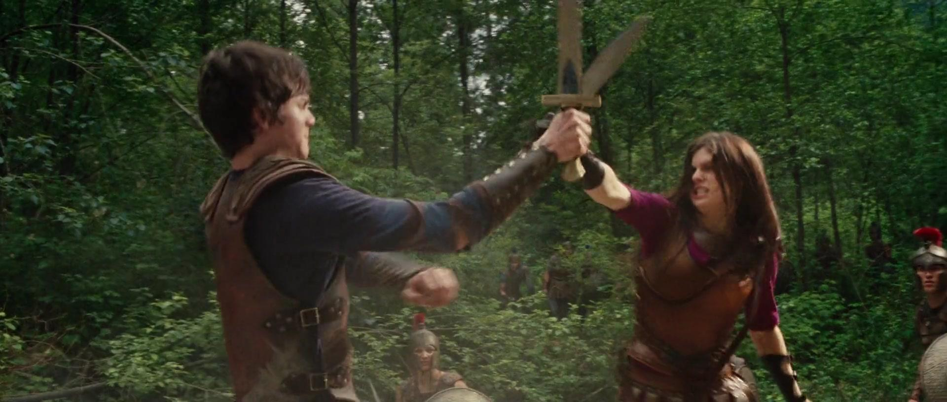 Percy Jackson & The Olympians The Lightning Thief (2010) 1080p BluRay [Hindi+English]