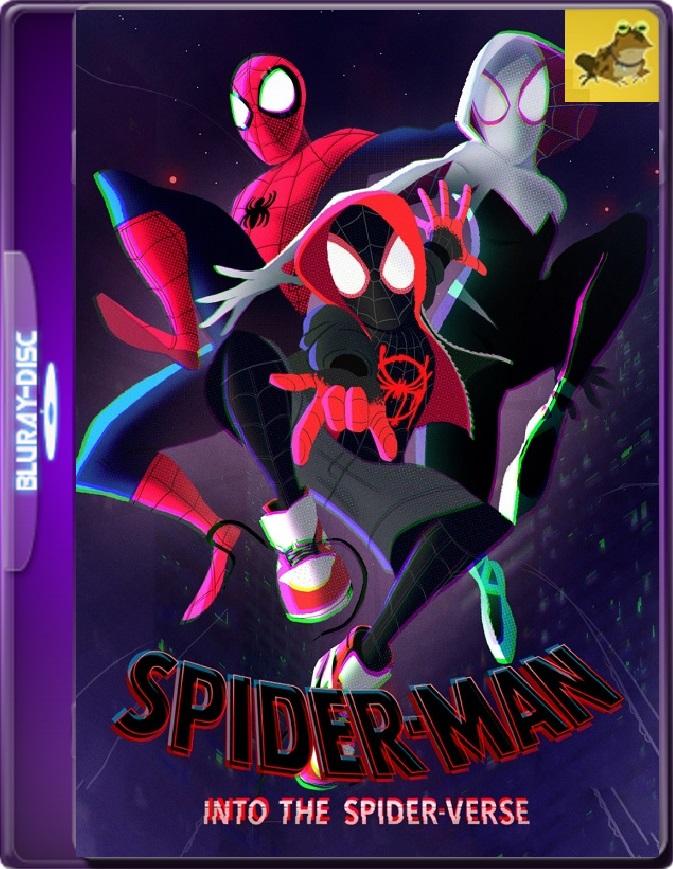 Spider-Man: Un Nuevo Universo (2018) Brrip 1080p (60 FPS) Latino / Inglés