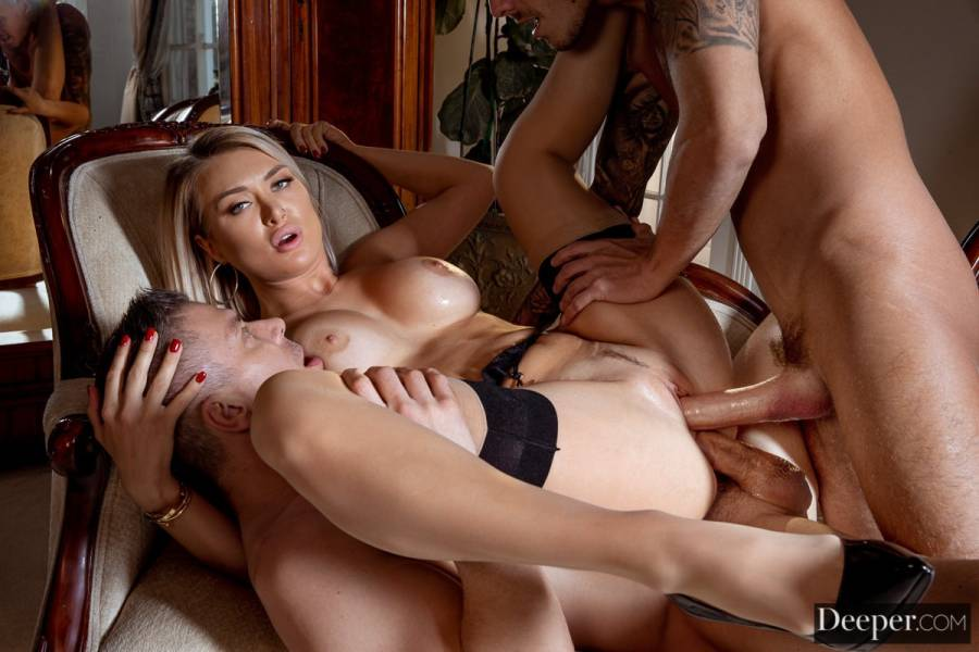 Natalia Starr, Mick Blue, Chris Diamond – Compromise – Deeper