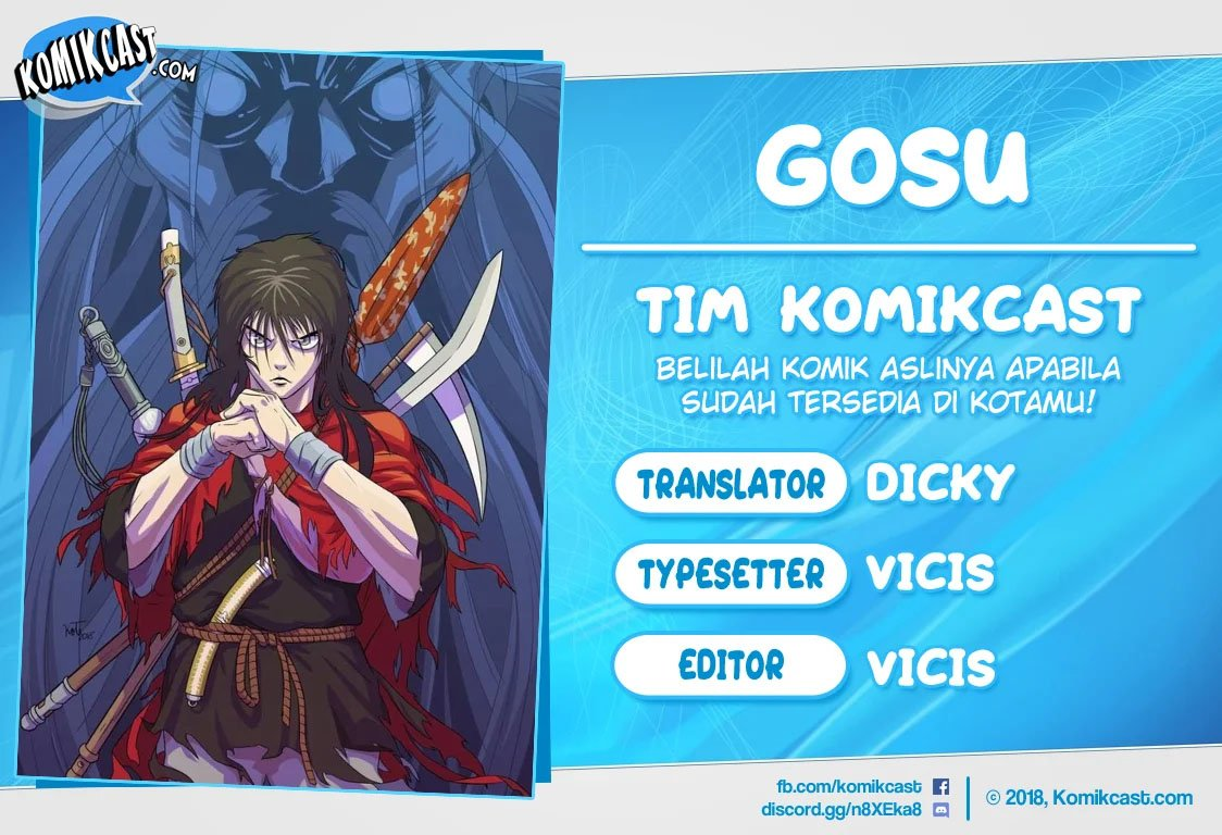 Gosu Chapter 157 Bahasa Indonesia