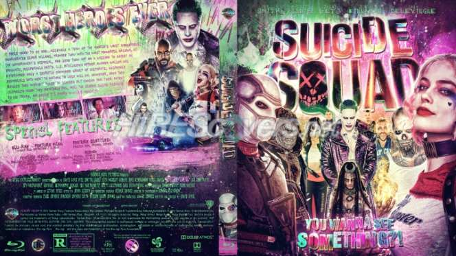 Escuadron Suicida (2016) BRRip Full 1080p Audio Trial Latino-Castellano-Ingles