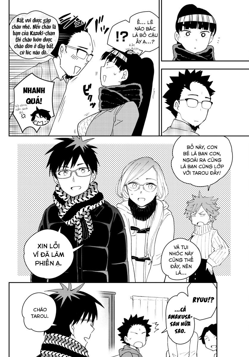 Hatsukoi Zombie Chapter 135 - Trang 5
