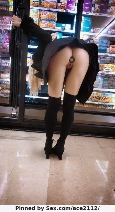 Buttplug in public pics-1259