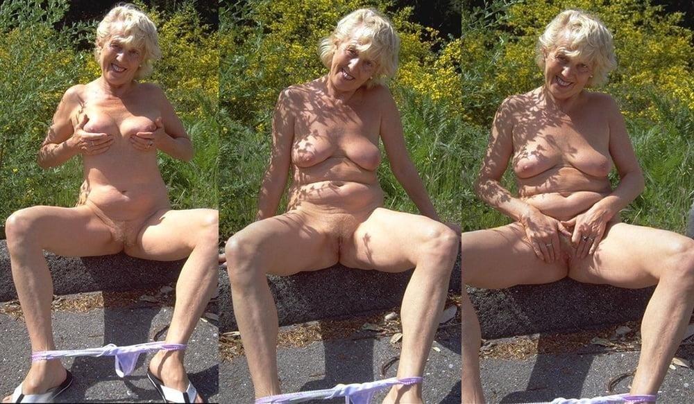 Granny triple anal-4682