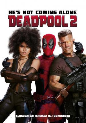 Deadpool 2 1080p 720p Latino Inglés MEGA