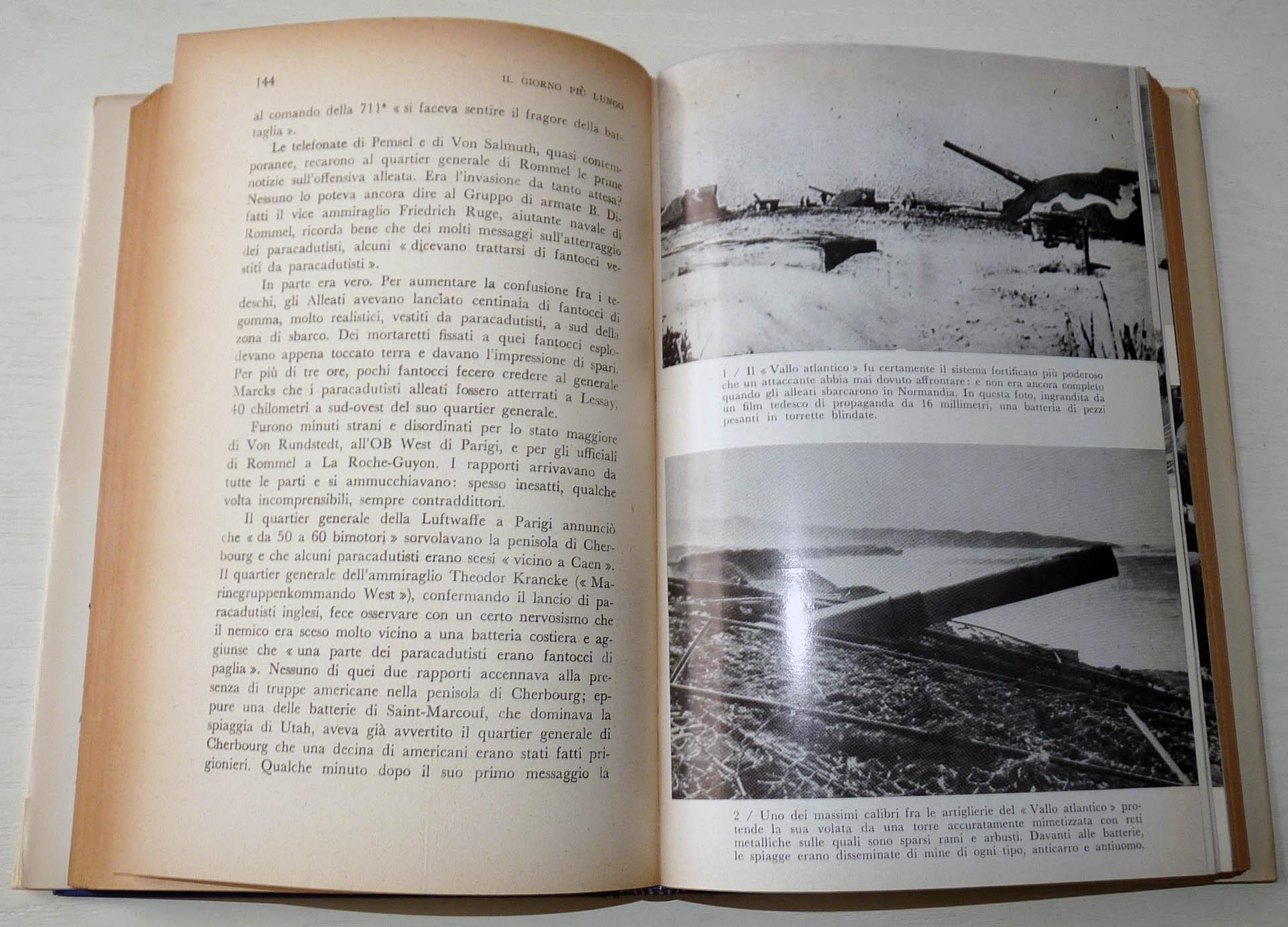 IL GIORNO PIÙ LUNGO. 6 giugno 1944