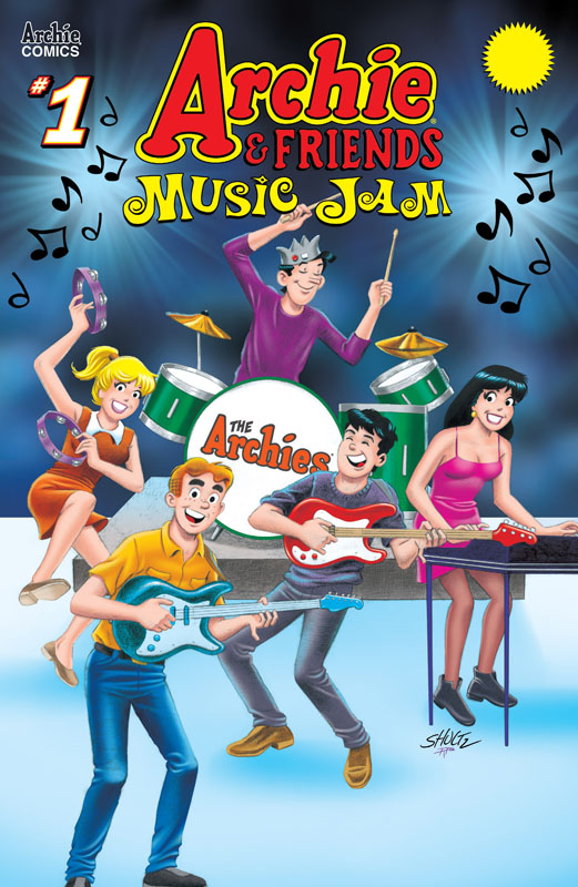 Archie & Friends #80-159 + Music Jam (1992-2019)