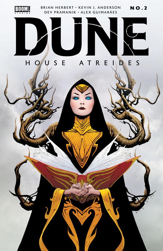 Dune - House Atreides #1-10 (2020-2021)