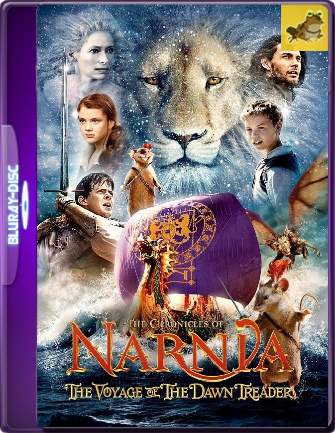 Las Crónicas De Narnia: La Travesía Del Viajero Del Alba (2010) Brrip 1080p (60 FPS) Latino / Inglés