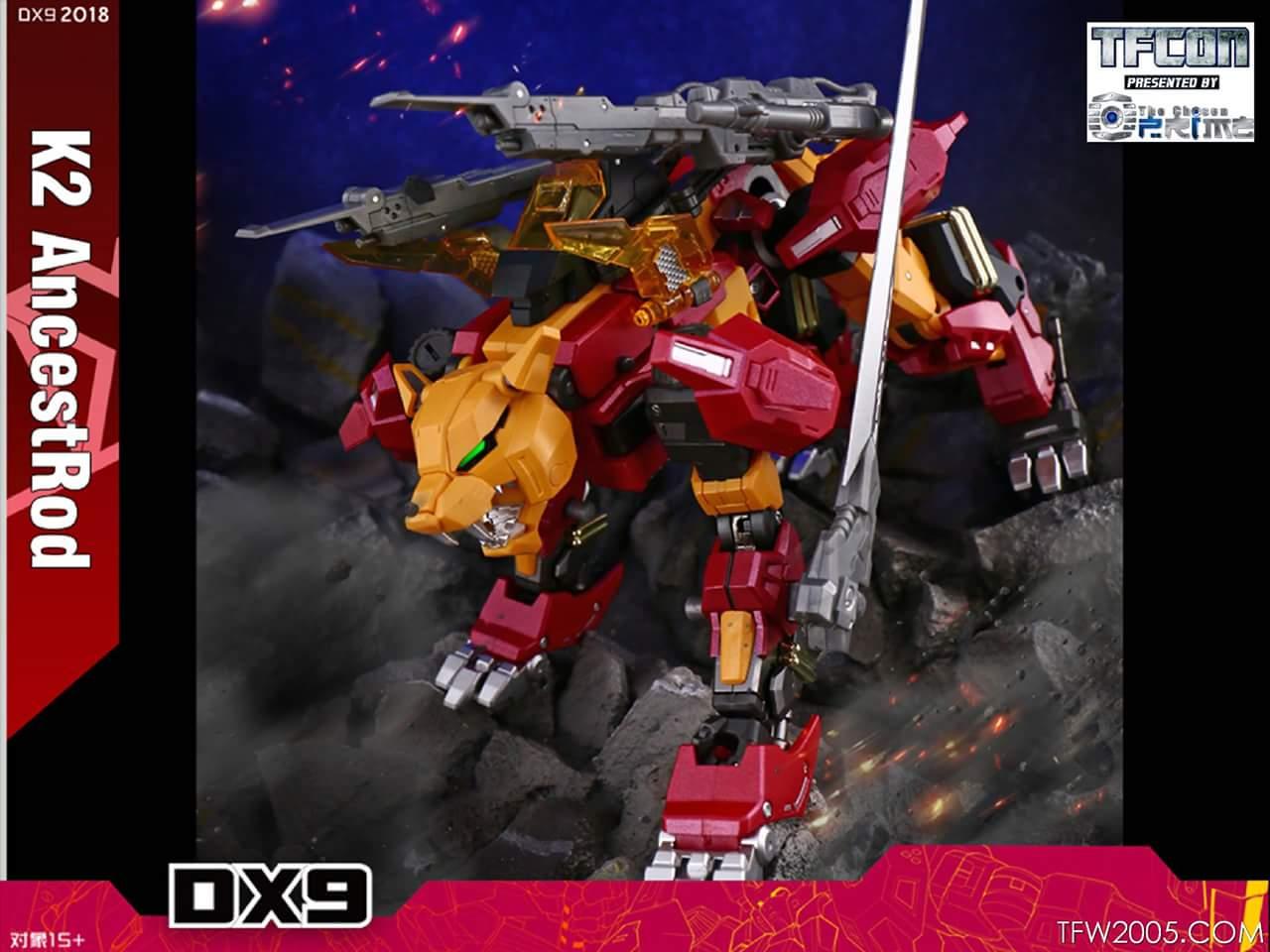 Produit Tiers - Design T-Beast - Basé sur Beast Wars - par Generation Toy, DX9 Toys, TT Hongli, Transform Element, etc - Page 2 CmftHPe4_o