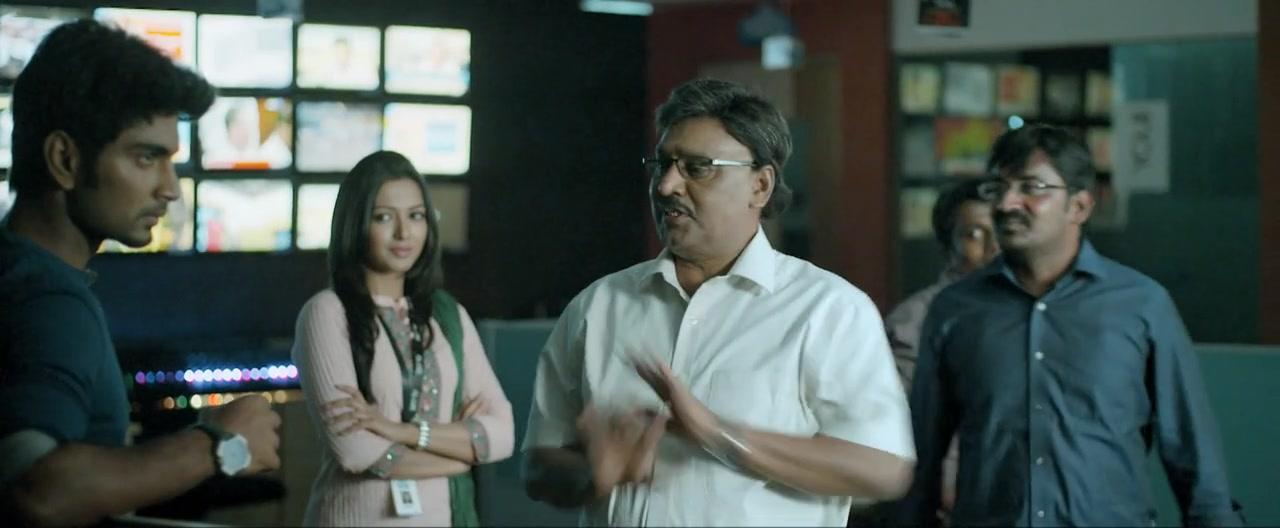 Kanithan (2016) 720p UNCUT HDRip x264 ESubs [Dual Audio] [Hindi+Tamil] -=!Dr STAR!=-