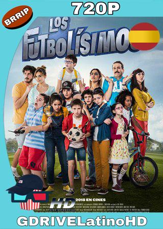 Los Futbolisimos (2018) BRRip 720p Audio Castellano MKV