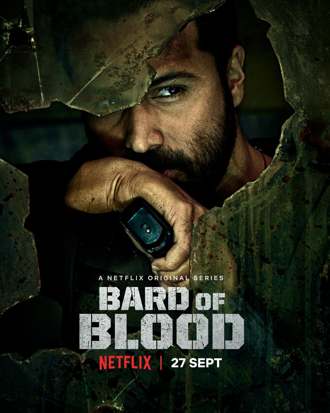Bard of Blood S01 2019 Hindi 720p WEBDL