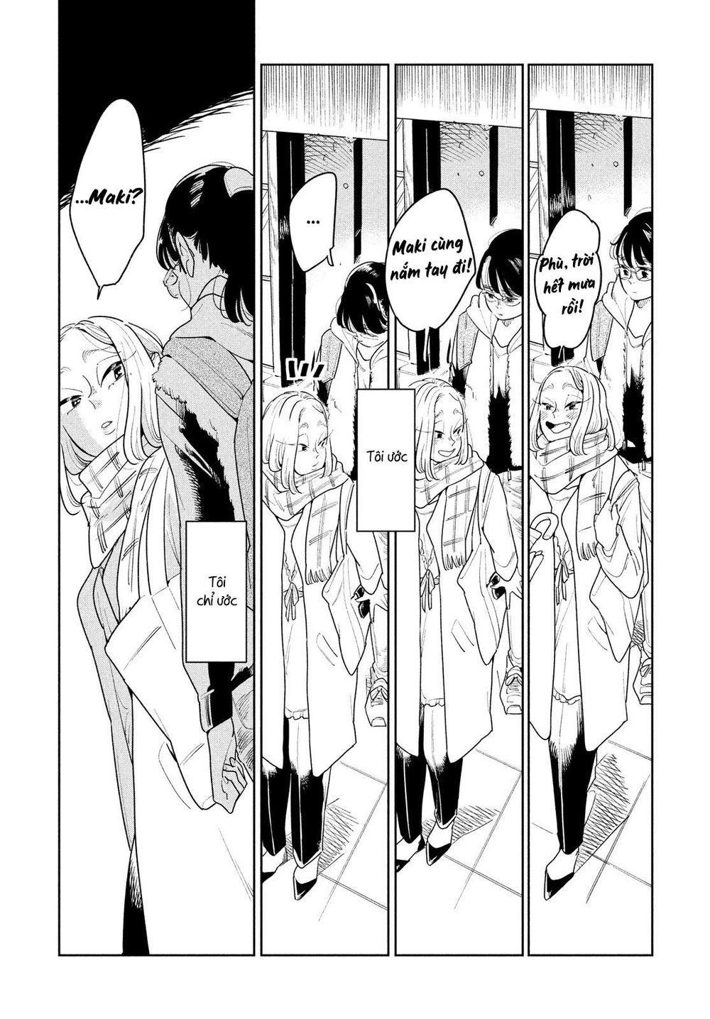 Nàng Ơi, Chạy Trốn Cùng Ta Nào Chapter 7 - Trang 23
