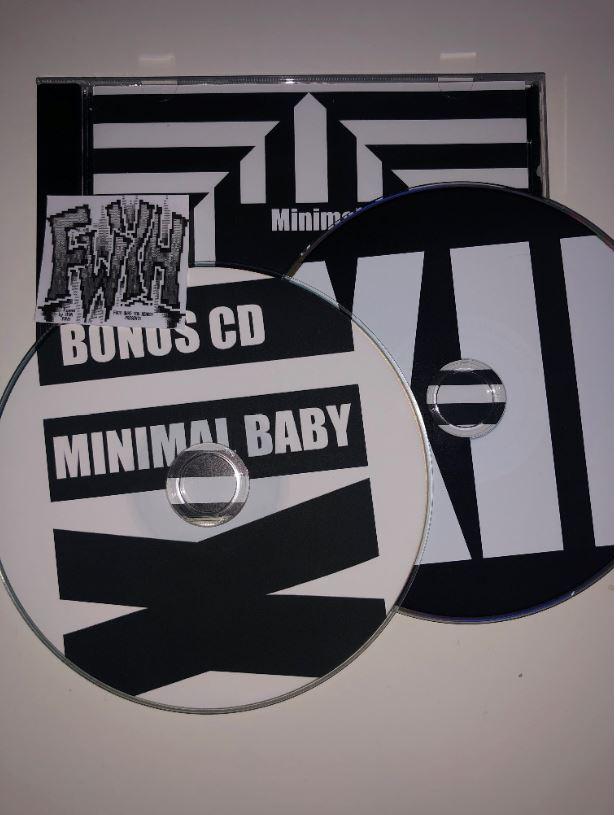 VA-Minimal Baby XII-Limited Edition-2CD-2019-FWYH