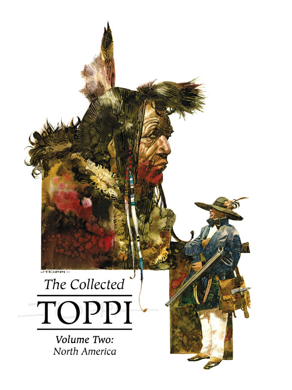 The Collected Toppi v02 - North America (2019)