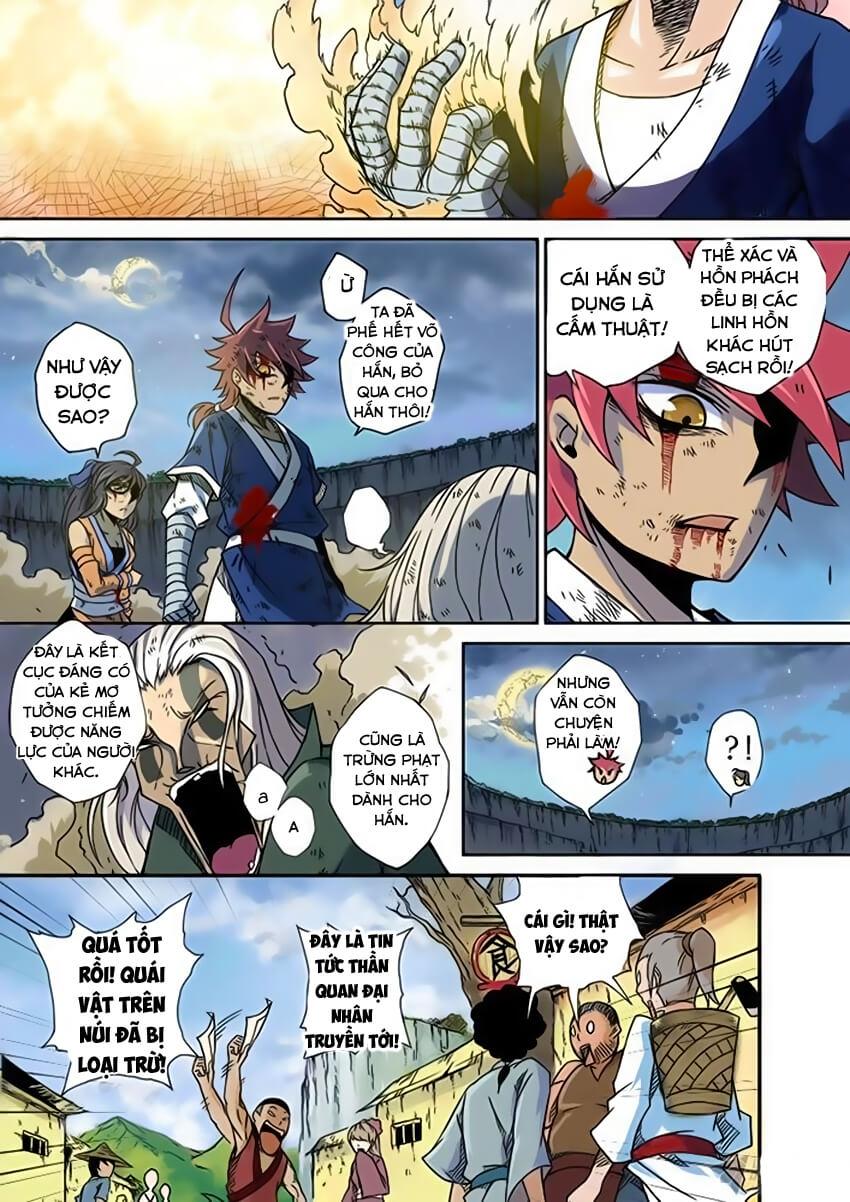 Quyền Bá Thiên Hạ Chapter 2