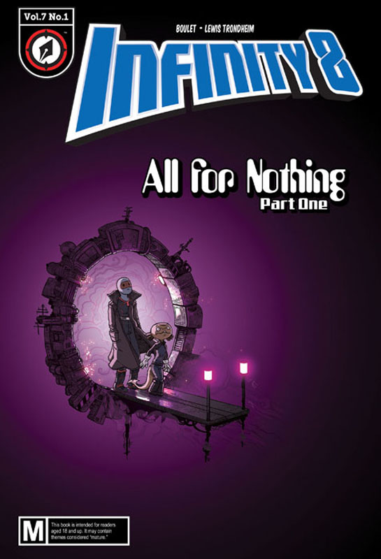 Infinity 8 v07 - All for Nothing (2020)