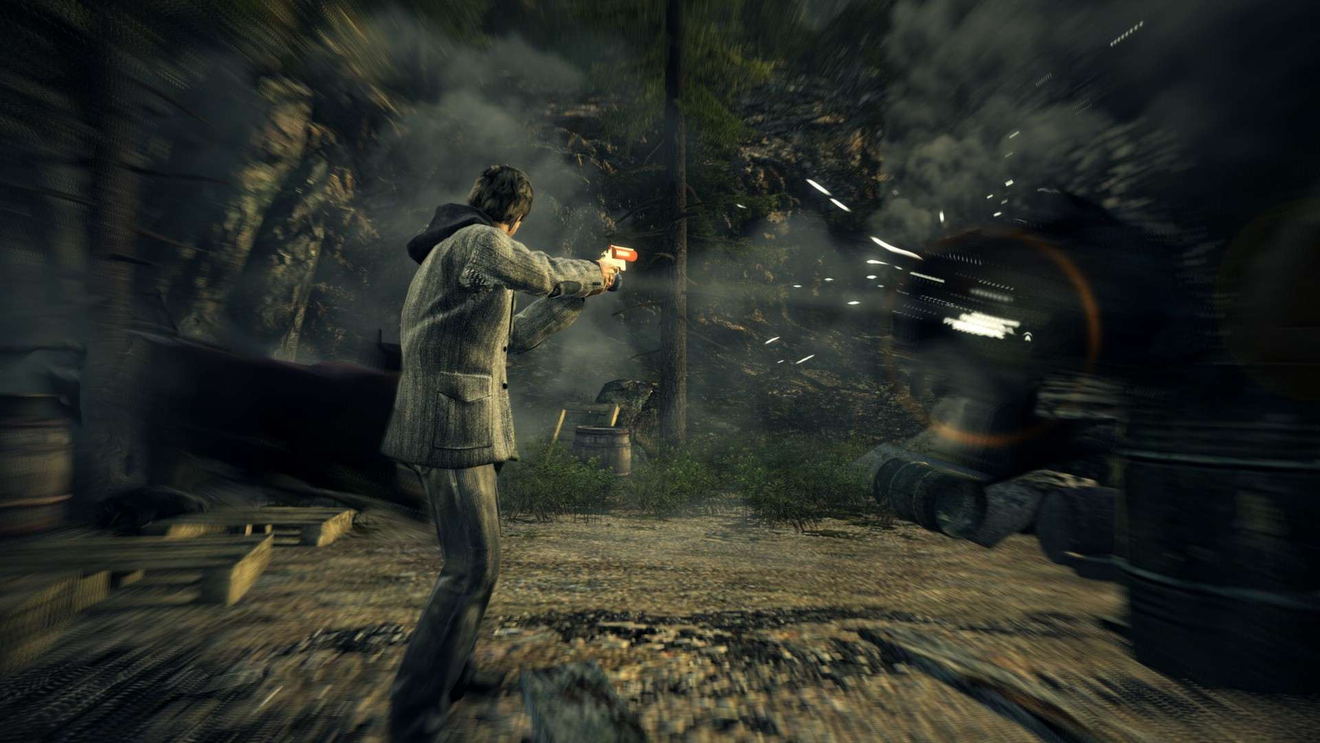 Alan Wake Captura 1