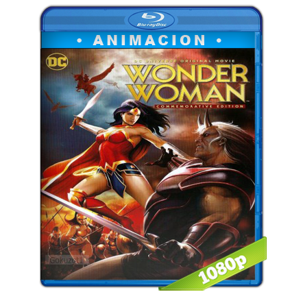 descargar La Mujer Maravilla 1080p Lat-Cast-Ing[Animacion](2009) gratis