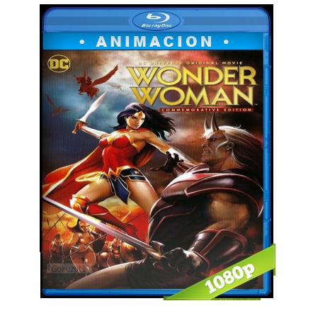 La Mujer Maravilla 1080p Lat-Cast-Ing[Animacion](2009)