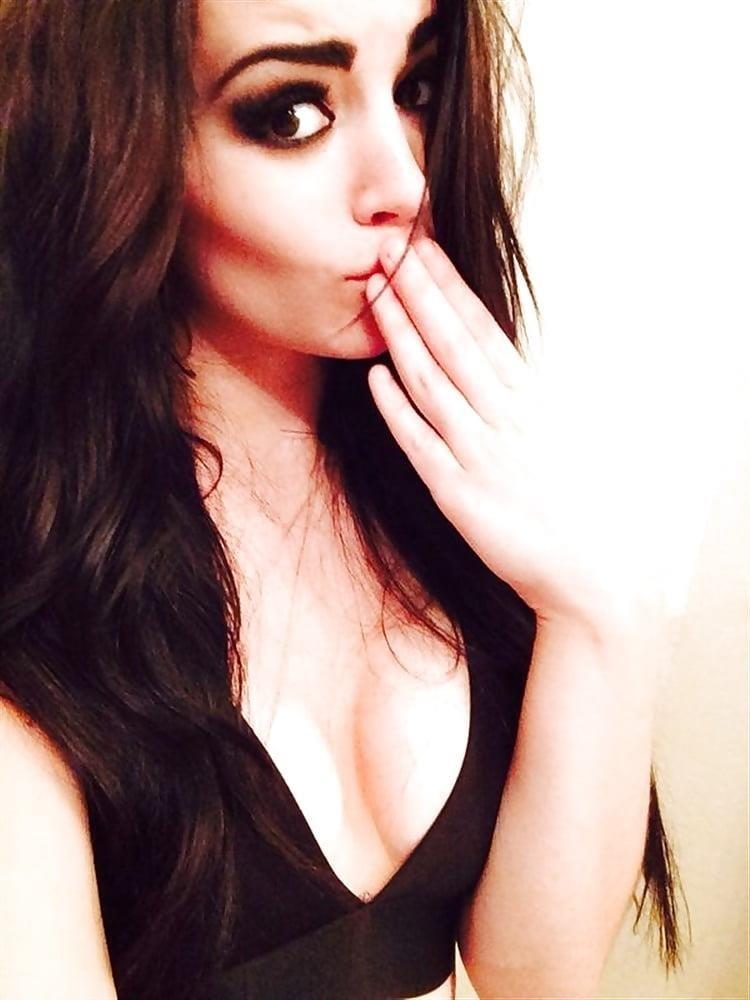 Paige nude selfie-4663