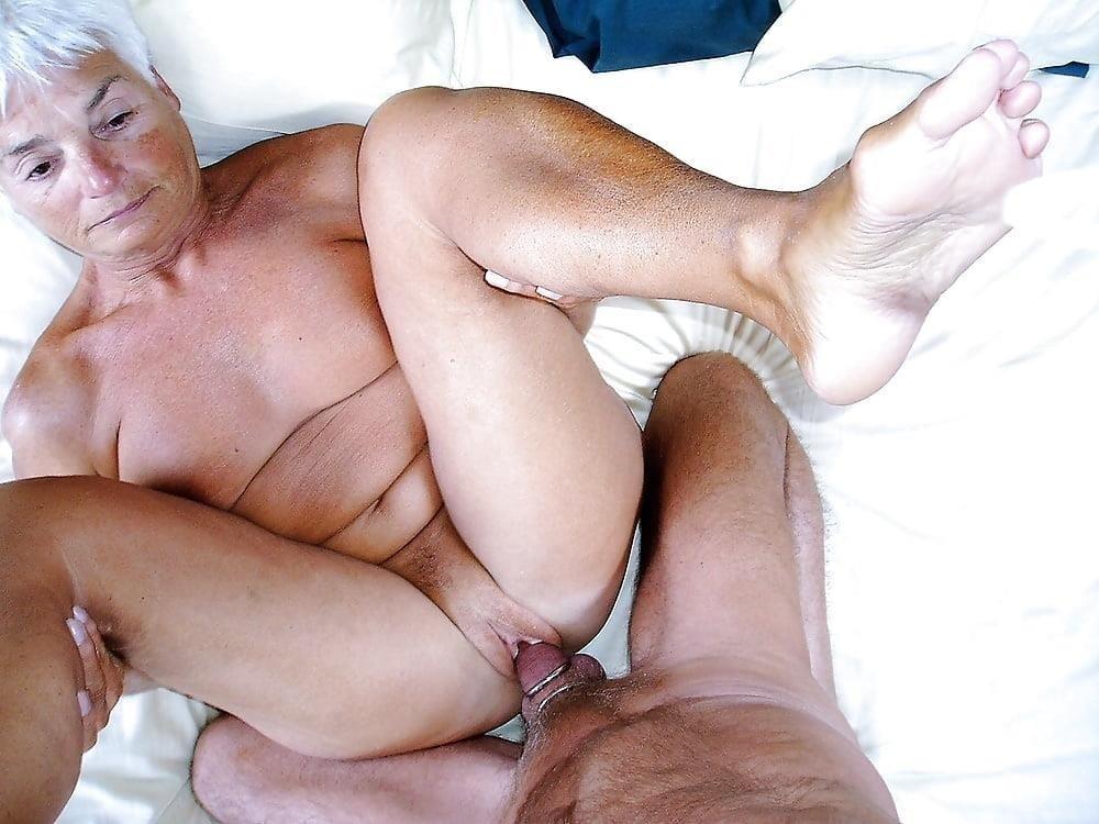 Chubby granny naked-8979