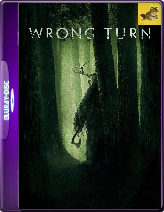 Wrong Turn (2021) Brrip 1080p (60 FPS) Inglés Subtitulado