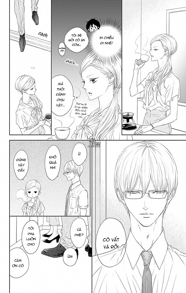 Game – Suit No Sukima chap 20 - Trang 21
