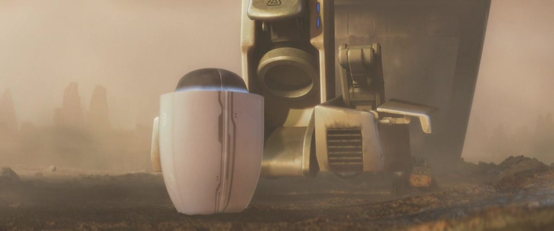 Wall·E [2008][BD-Rip][720p][Trial Lat-Cas-Ing][Animacion]