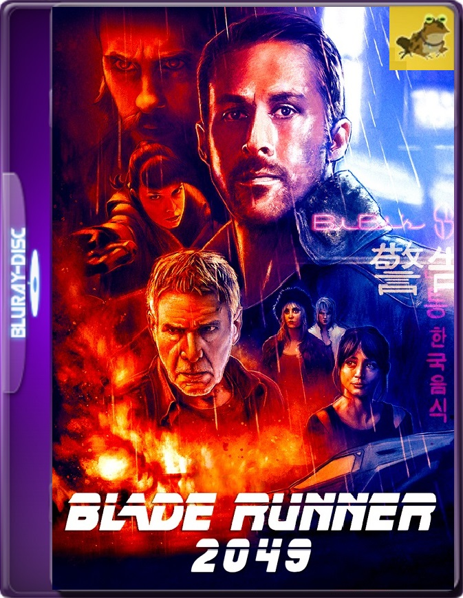 Blade Runner 2049 (2017) Brrip 1080p (60 FPS) Latino / Inglés