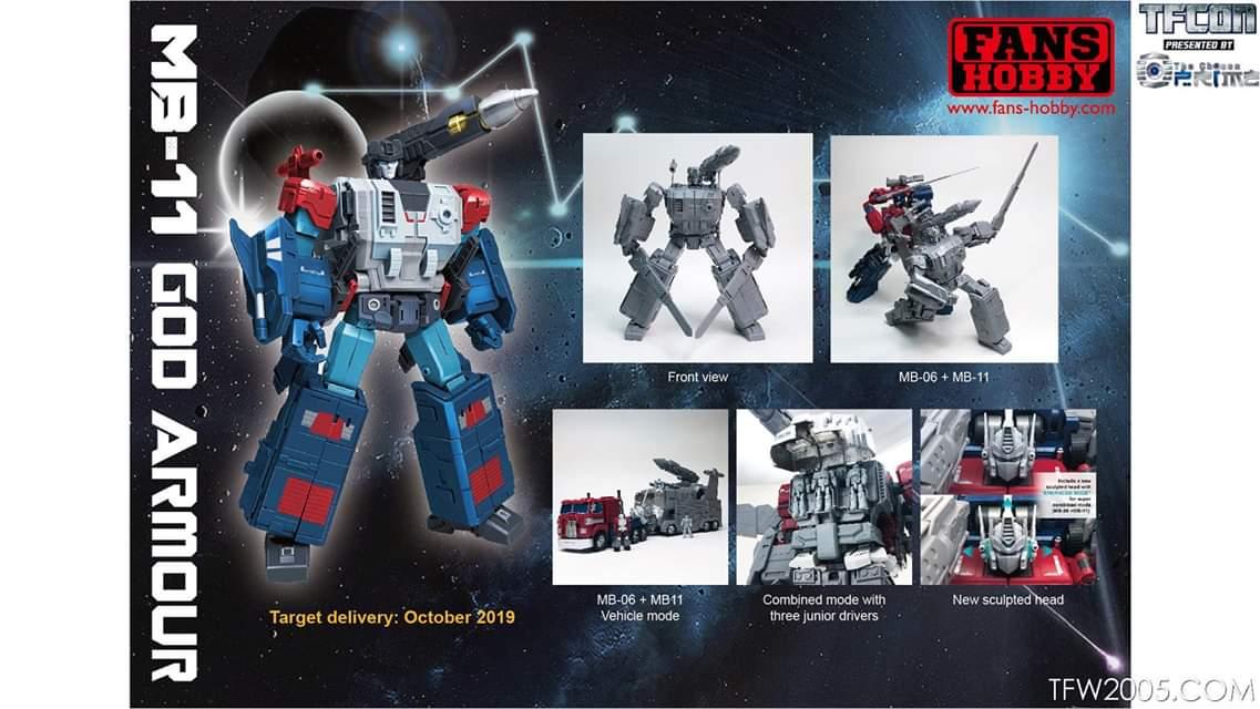 [FansHobby] Produit Tiers - MB-06 Power Baser (aka Powermaster Optimus) + MB-11 God Armour (aka Godbomber) - TF Masterforce - Page 4 ZWkdA89D_o