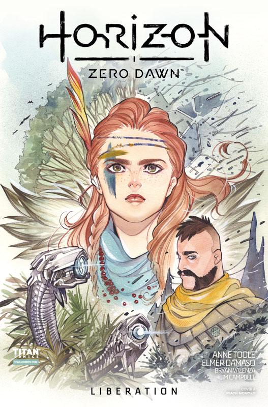 Horizon Zero Dawn - Liberation #1-2 (2021)