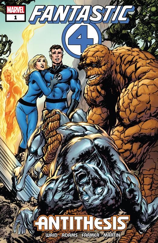 Fantastic Four - Antithesis #1-2 (2020)