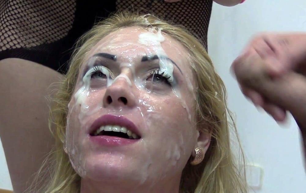 Porn extreme bukkake-9199
